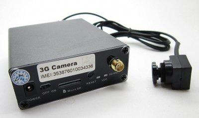 3G mikro kamera