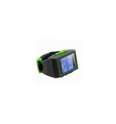 GPS seklys - laikrodis