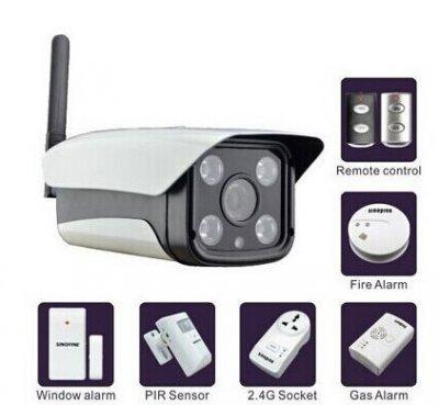 GSM kamera
