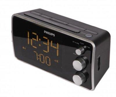 Kamera FM laikrodyje - žadintuve