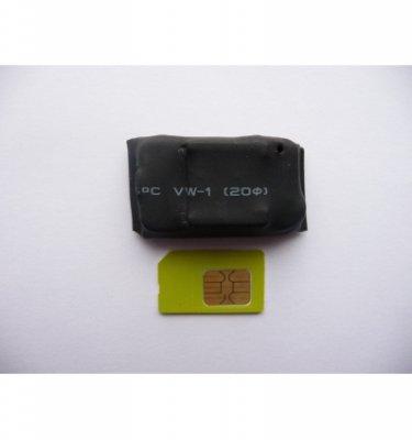 Mini GSM pasiklausymo blakė