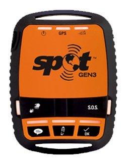 GPS seklys be SIM kortelės