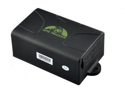 GPS seklys su didelės talpos baterija