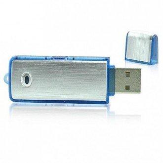 Diktofonas USB raktas